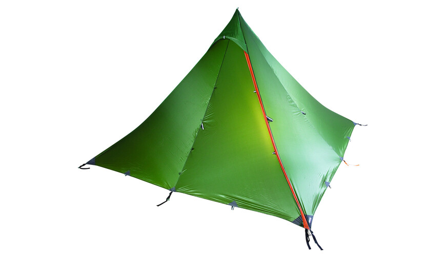 Nigor WickiUp 4 tent groen